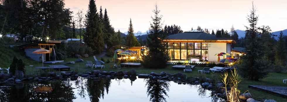 Tirol camp fieberbrunn